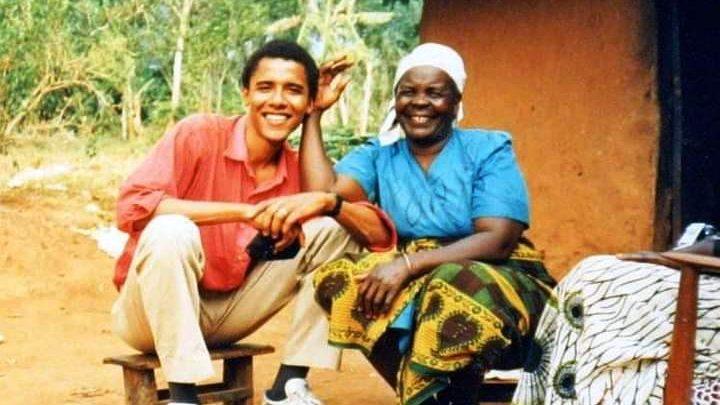 Barack Obama, Wife Michelle, Raila Odinga, Uhuru Kenyatta Eulogize Granny Sarah