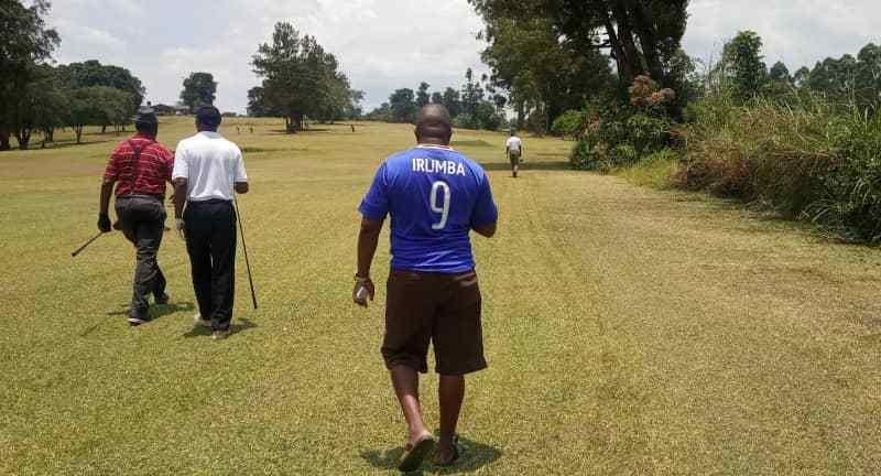 Spy Uganda CEO Applies To Become Toro Golf Club Member