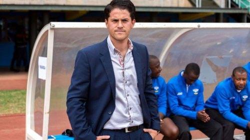 Breaking! FUFA Fires Uganda Cranes National Team Coach Johnathan Mckinstry Over Poor Performance!