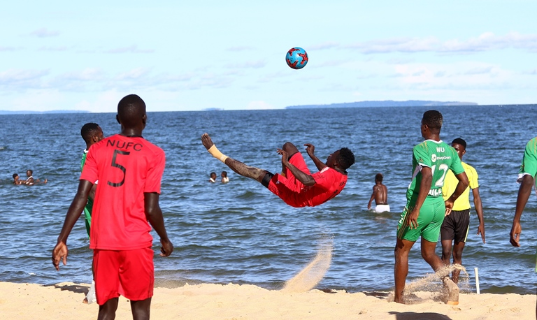 Qualified: Uganda Sand Cranes To Play At Maiden AFCON Beach Soccer Finals