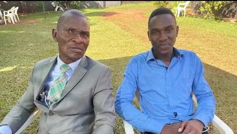 Tamale Mirundi's Son Junior Clobbered By Merciless Goons, Unable To Eat, Talk For 6 Months