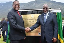 Uhuru Declares 7 Days Of National Mourning For Magufuli As Exiled Opposition Leader Lisu Warms Up To Return Home