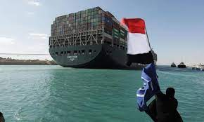Navigation In Suez Canal Resumes Amidst Billions Of Losses Following Days Of Suspension