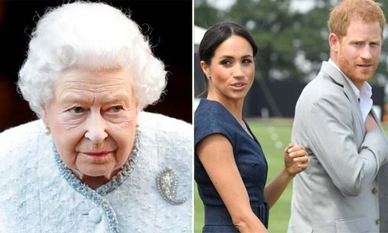 """""""Sorry For Whatever Hurt You, Racism Claim Will Be Addressed Privately""""-Queen Elizabeth Responds To Harry, Meghan's Toxic Interview"""
