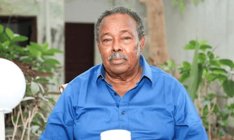 Somalia Former President Ali Mahdi Succumbs To COVID-19, Gov't Announces 3 Days Of Mourning