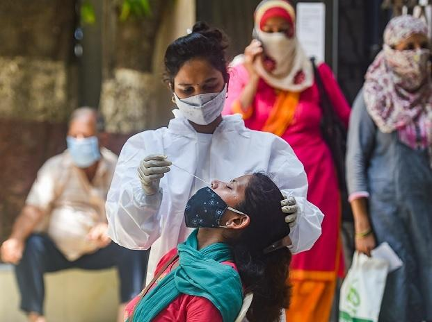 India Breaks Another World Record With Over 352,991 New COVID-19 Cases In One Day