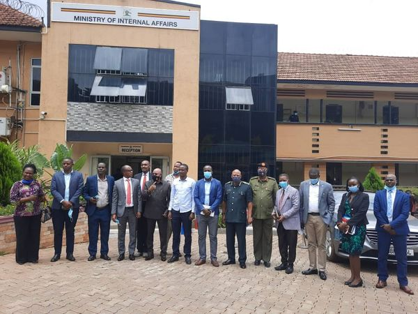 Council Of Abavandimwe Led By Gashumba Meet Minister Odongo, Seek Special Identification Of Their Members