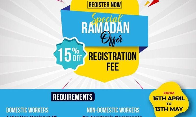 Jubilation As Premier Recruitment Announces Ramadhan Bonanza!
