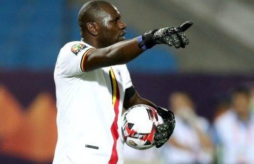 "Breaking! Uganda Cranes Captain Denis Onyango Resigns Over ""Magogo's Toxic Behaviors"""