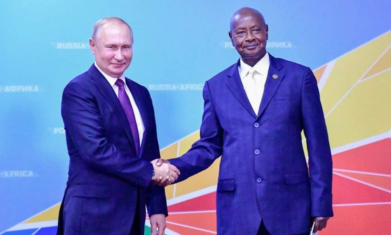 We Need Uganda In Our Hands! Russia Resolves Opening Business Center In Kampala To Boost Its Interests