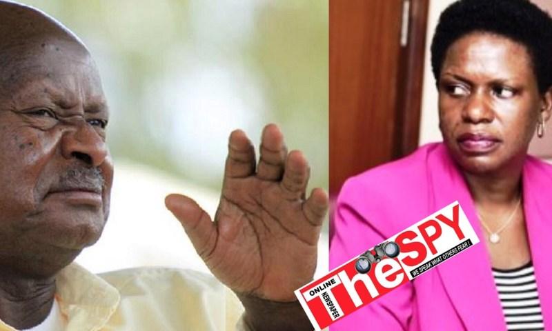 Thank You, Go Graze Your P1Gs! Furious Museveni Fires Scandalous EOC Sylvia Ntambi, Appoints Sofia Jjuko Nalule!