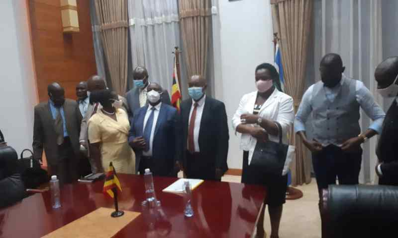 Tooro Kingdom Pleads With District Council To End Ban On Anthem As Prime Minister Rugunda Intervenes In Busoro Land Conflict