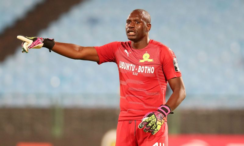Uganda Cranes Captain  Denis Onyango Vows To Quit National Team Over Magogo's 'Shitty Football' Comments
