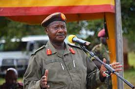 Gen.Museveni Promotes Several Brigadiers To Major General Rank, See Full List