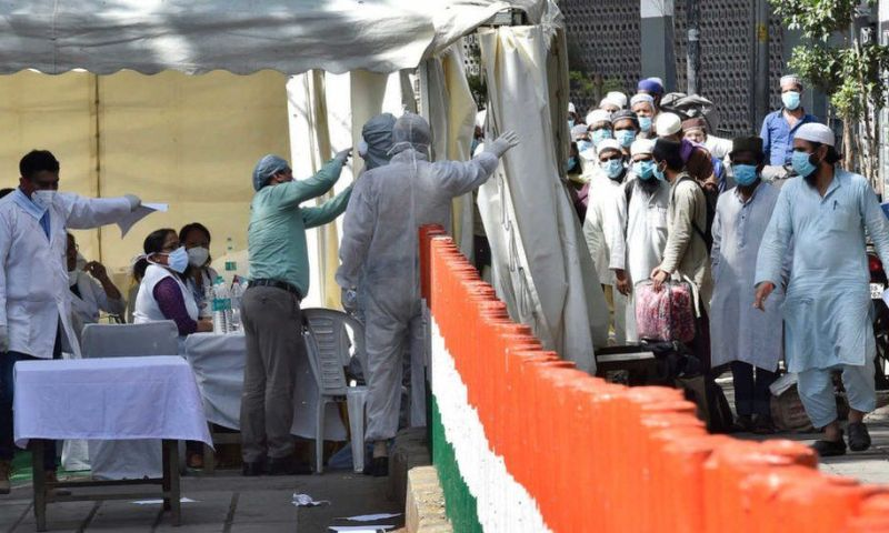 India Turns Mosques, Schools Into COVID-19 Treatment Centers As Cases Escalate