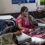 India On Tenterhooks As It Hits 20 Million Record Amid Oxygen Shortage