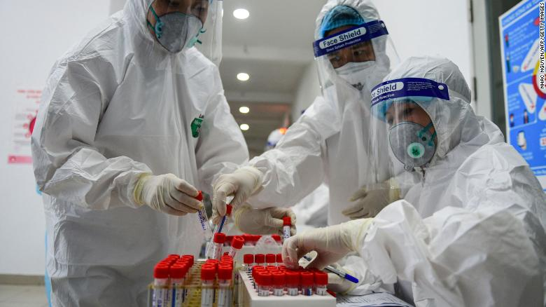 It's Not Over Yet: Vietnam Detects New Deadly Covid-19 Variant As Global Cases Escalate