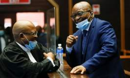 South Africa Former President Jacob Zuma Corruption Trial Suspended Shortly After Opening