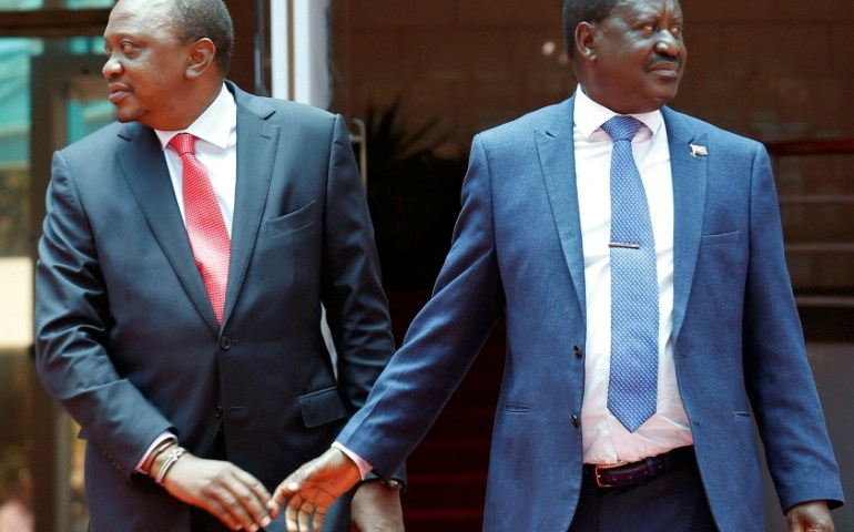 You're Legally Ill Don't Waste Our Time: Court Declares Kenyatta, Odinga's BBI Unconstitutional, Null & Void