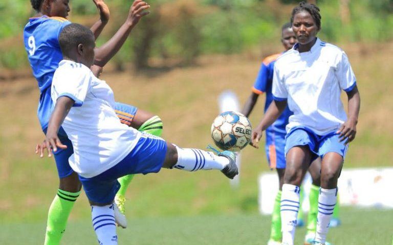FUFA Women Elite League: 'Ruthless' Amuria High School Outwit Hapless St. Peters To Remain Top Of Group C