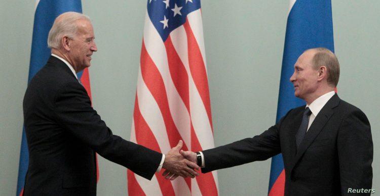 Joe Biden, Russian President Putin To Face Off In Summit Slated For June 16 in Geneva