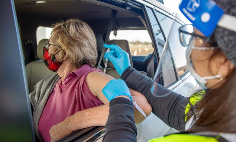 South Africa Introduces Drive-Through Vaccination Centers To Curb Surging COVID-19 Cases