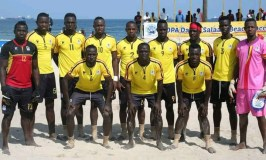 2021 AFCON Beach Soccer: 15-Man Sand Cranes Provisional Squad Named