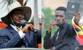 MUK Students Hold Parallel Inauguration To Declare Bobi Wine As Ugandan 'President'