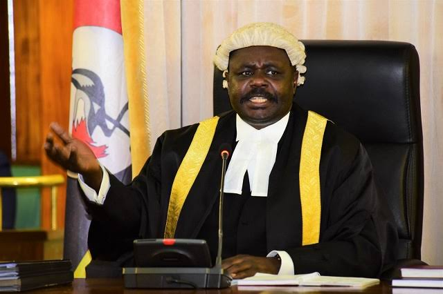 """""""I Will Be A bridge For Hope Not Despair"""": New Speaker Oulanyah Pledges To Work Well With His Former Boss Rebecca Kadaga"""