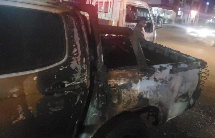 Police Tenterhooks As Petrol Bombing Gang Attacks Increase Ahead Of Museveni's Inauguration