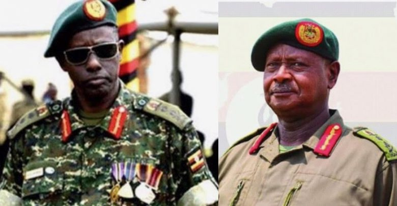 Some War Veterans Turned Opposition But I Have Been Patient, Don't Be Too Greedy For Power, Just Retire-Gen.Tumwine Spits More Venom Against Museveni