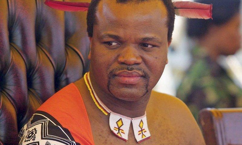 Things Turn Worse: King Mswati Flees Eswatini Due To Raging Civil Unrest Against His Leadership