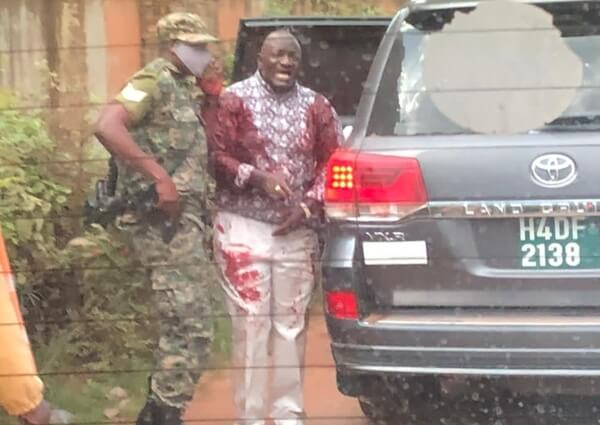Full Profile: Who Is Gen.Katumba Wamala Who Has Been Shot By Assailants?