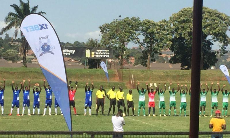 Tooro United Qualifies To Uganda Premier League After Smashing Kigezi Home Boys 1-0