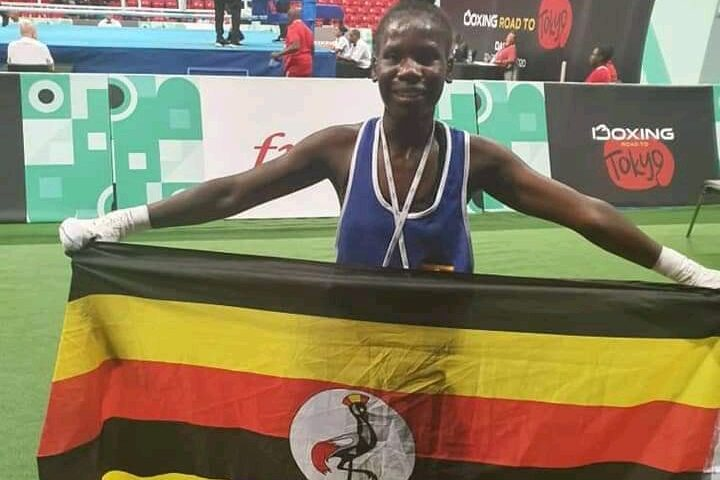 Uganda's First Female Boxer NanziriVows To Crush Competitors In Tokyo Olympic Games