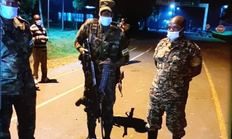 Rwandan Army Repatriates Ugandan UPDF Soldier Abducted From The Boader