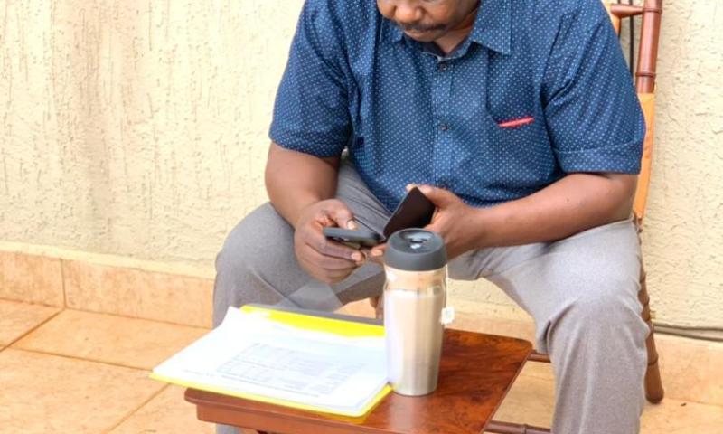 Ignore Them,I'm Alive & Kicking: Speaker Jackob Oulanyah Rubbishes Sickness Rumors