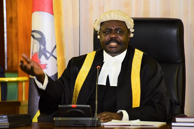 Bury Political Differences & Legislate With Decorum For Better Leadership: Speaker Oulanyah Tips MPs