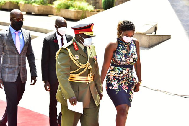 Gen.Katumba's Daughter Brenda To Be Laid To Rest Today Ahead Of Mother-in-Law's Saturday Burial