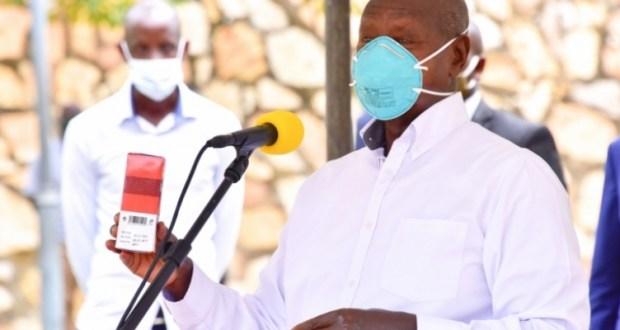 Uganda's Covid-19 Drug UBV-01N Making Steady Progress: Museveni Confirms