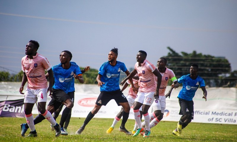 Stanbic Uganda Cup 2021 Advances To The Semi-Final Stage