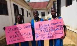 We Are Also Vulnerable: Kyambogo University Stranded Students Petition Prime Minister Nabbanja Over Covid-19 Relief Funds