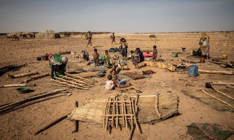 Over 100 Slaughtered By Suspected Jihadist Attackers In Northern Burkina Faso