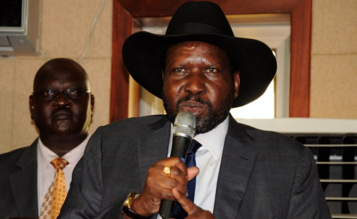 South Sudan's President Kiir Dismisses 35 Members Of Parliament From Legislative Assembly