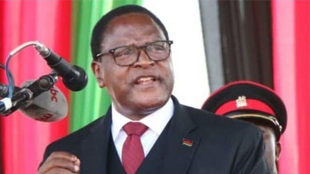 Malawi President Chakwera Fires Attorney General