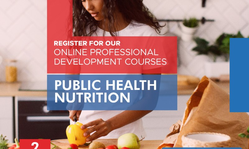 Be An Expert In Public Health Nutrition At Victoria University At Only UGX360k