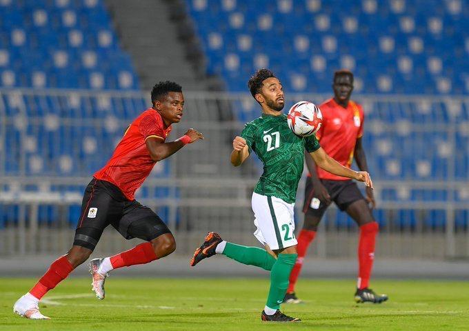 International Friendlies: Staggering Uganda Cranes Punished By Saudi Arabia 2-0