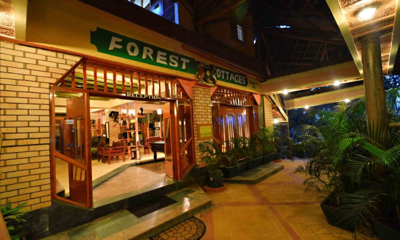You Can't Miss This! Sumptuous Forest Cottages Fronts Massive Goodies In Its Group Gate Away Offer