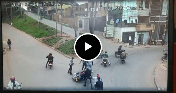 Are We Safe? How Mawanda Road Broad Daylight Robbery Exposed Snoring Security Officers At Work
