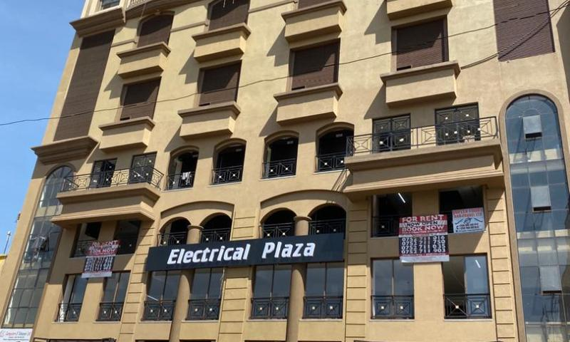 Are You An Entrepreneur Looking For Juicy Location To Mint Millions From, Electrical Plaza Is Your Answer